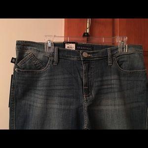 Rock & Republic Jeans - Rock & Republic Capri jeans, size 16, NWT